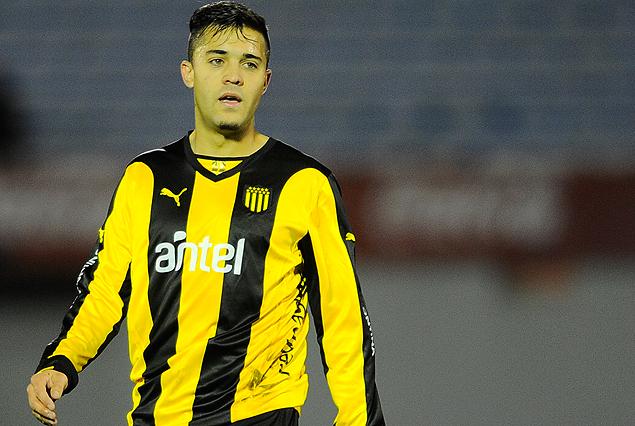 Diogo Silvestre refuerzo para Peñarol