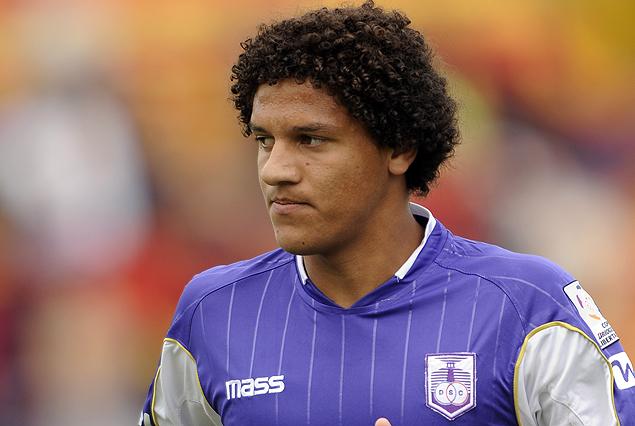 Dos equipo de Brasil vienen a Montevideo para contratar a Felipe Gedoz.