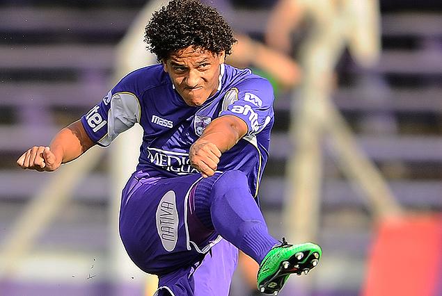El brasileño Felipe Gedoz se despidió de Defensor Sporting y viajará a Bélgica.