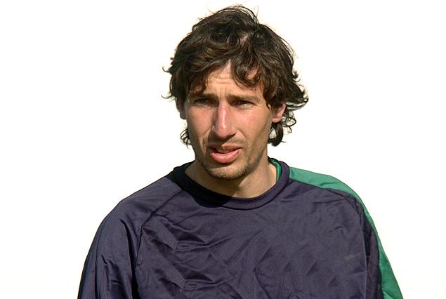El zaguero Rodrigo Canosa llegó el lunes a Cerro.