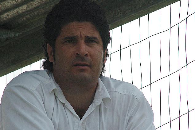Marcelo Saralegui, entrenador de Rampla Juniors.