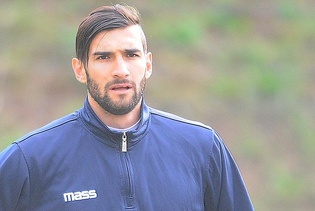 Joaquín Boghossian, pronto para entrar nuevamente en convocatoria.