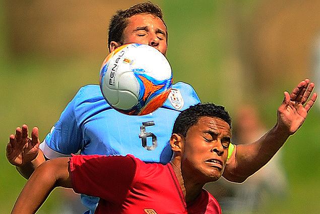 Uruguay juega este martes ante Argentina en Sub 17.