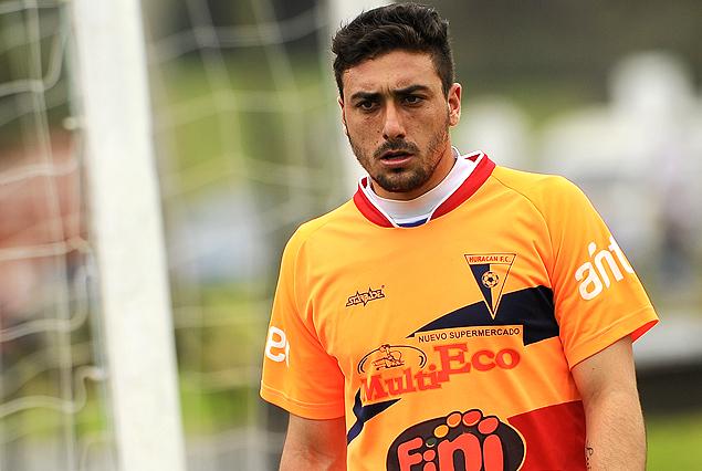 Ignacio Barrios, vuelve al arco de Huracán.