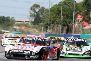 Mauricio Lambiris Aabordo del Ford .