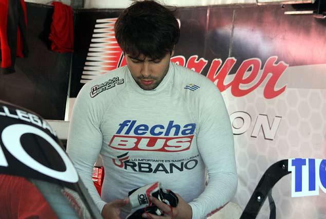 Mauricio Lambiris.