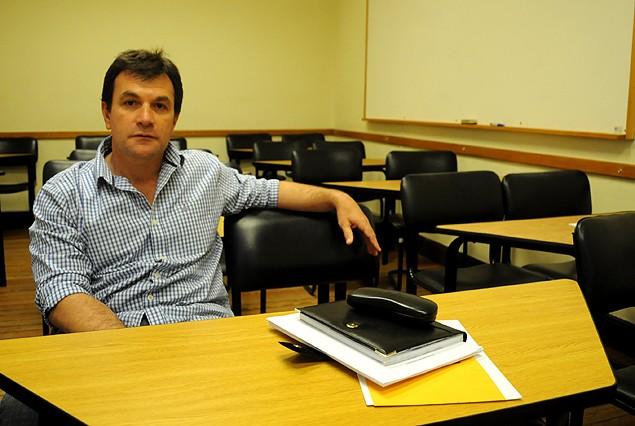 Jorge Giordano: El bichito de estudiar para superarse, para no quedar estancado.