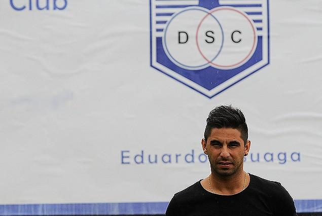El argentino Maximiliano Barreiro se incorporó a Defensor Sporting.