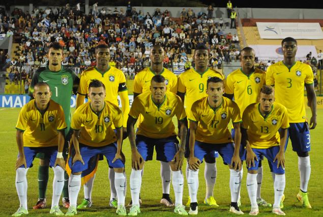 Brasil Sub 20: Sub 20: Chile-Colombia Y Brasil-Venezuela