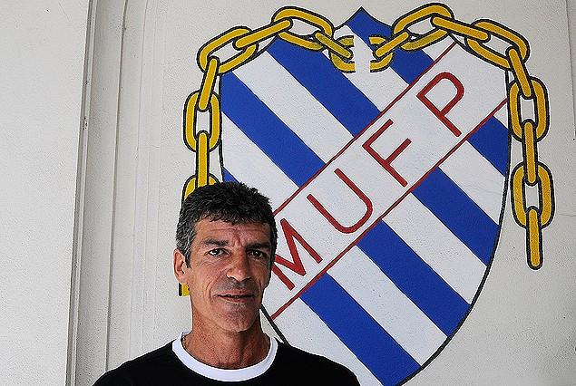 Enrique Saravia, presidente de la Mutual.
