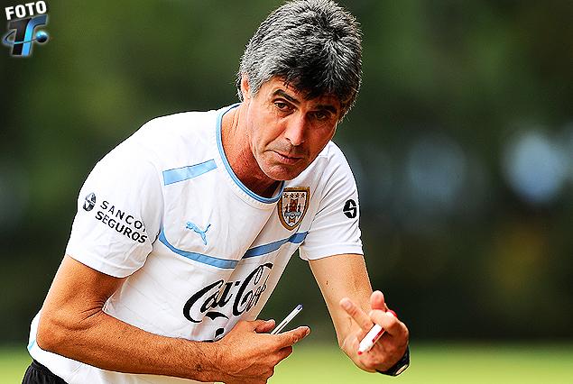 """""""Se llega al Sudamericano con gran expectativa e ilusión de hacer un buen torneo"""", palabra de Santiago Ostolaza."""