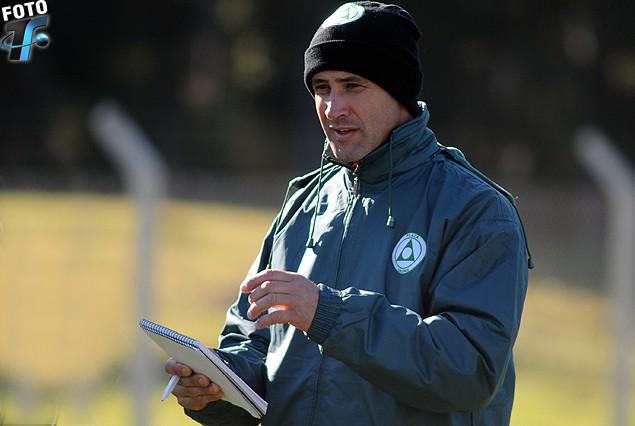 El DT planifica la temporada que se viene en primera división.