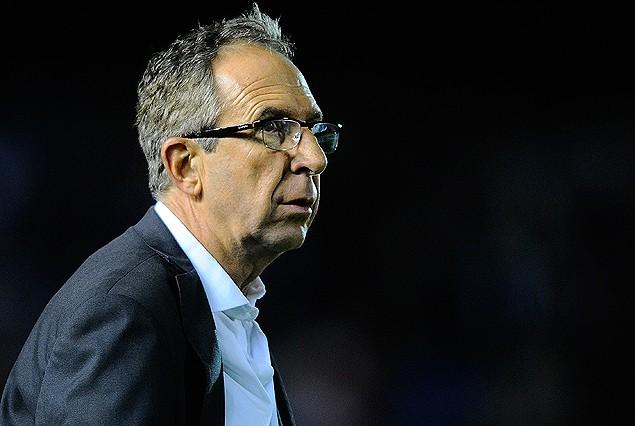 Gerardo Pelusso, hoy entrenador del Independiente de Santa Fe, nuevamente en el GPC