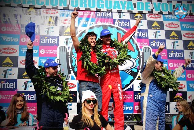 Superturismo. El campeón 2014 le dio a la marca francesa su primera victoria de la temporada. FOTO: www.auvo.com.uy