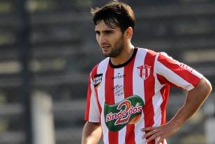 Ademar Martínez, autor del gol de Villa Teresa.
