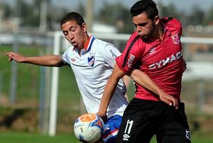Nacional venció 2:0 a Wanderers en Sub 19.