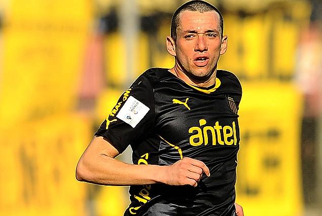 Mathías Rodríguez, juvenil de Peñarol, en préstamo a Real Madrid.