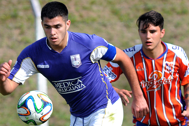 Defensor goleó 3:0 a Central en Cuarta División (Sub 19).