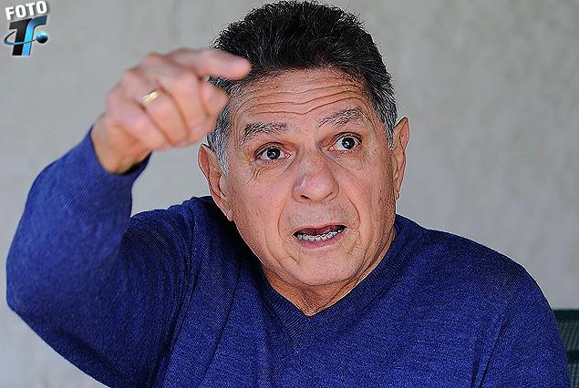 Ildo Enrique Maneiro, a los 68 años de edad, siempre cerca del fútbol.