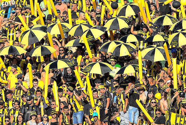 La venta de entradas se abrió para los hinchas de Peñarol en la Tribuna Amsterdam y la América sector Amsterdam.