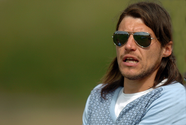 Alexander Medina, uno de los referentes a los que se le procura respetar su historia en el club.