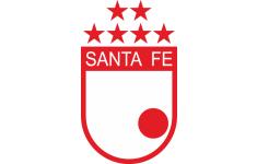 Escudo de Santa Fe de Colombia.