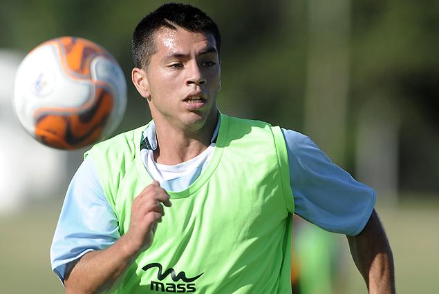 Todo apunta a que Ignacio González será titular el domingo frente a Juventud.