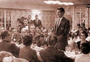 Nestor Goncalvez al lado Gaston Guelfi y la Copa 1966