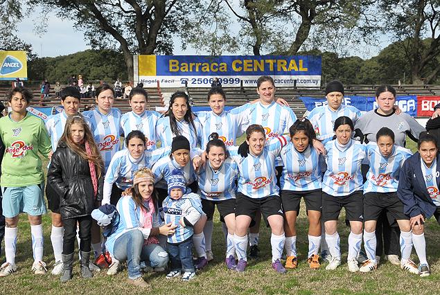 Cerro, campeón del 2012.