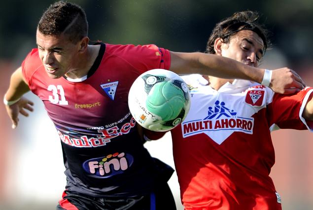 Huracán y Tacuarembó igualaron 0:0 en el Méndez Piana; los del norte quedaron terceros en la tabla.;