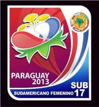 Sudamericano sub 17 femenino.