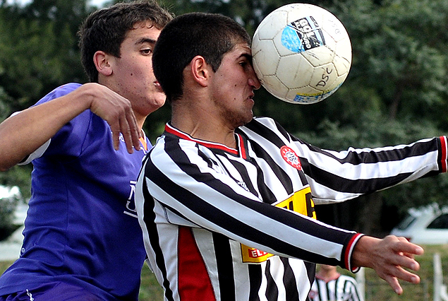 Incidencia del triunfo de Defensor Sporting ante Miramar el sábado por la mañana en Complejo Arsuaga.