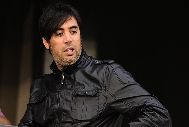 """Marco """"Palillo"""" Vanzini, dijo presente en el Gran Parque Central."""