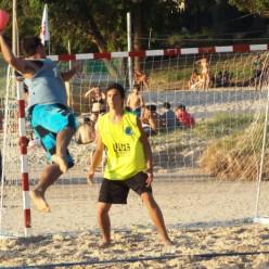Esta el fixture del Beach Handball para el verano 2015